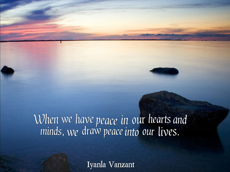 Peaceful Life Quotes Unique Quotes About Peace  Awesome Quotes About Life