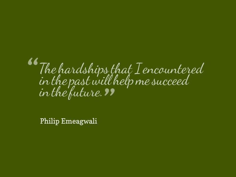 Hardship Quotes