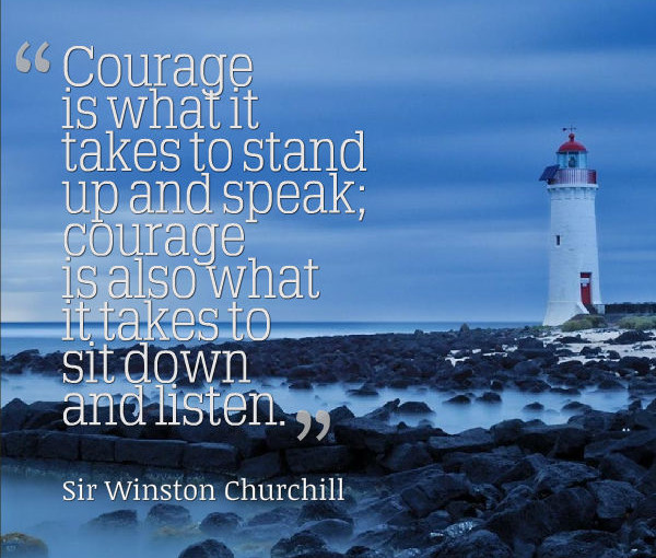 Quotes About Courage Awesome Quotes About Life