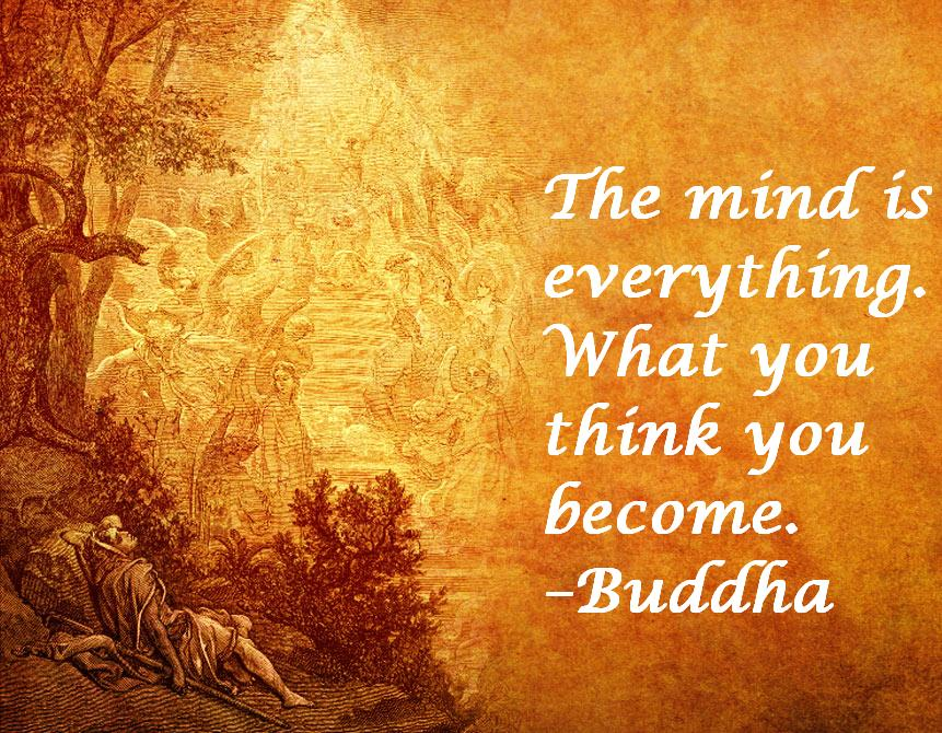 Buddha Quote About The Mind
