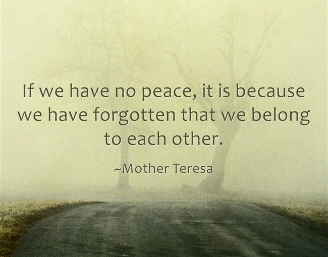 Quotes On Peace | Quotes About Peace Awesome Quotes About Life