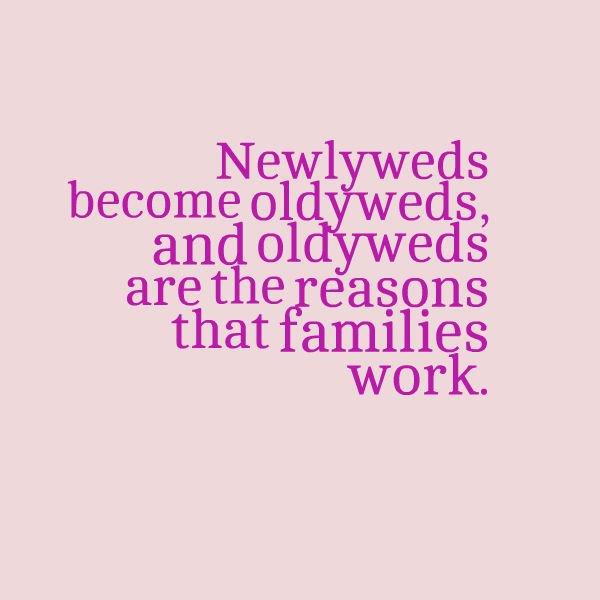Newlywed Quote Awesome Quotes About Life
