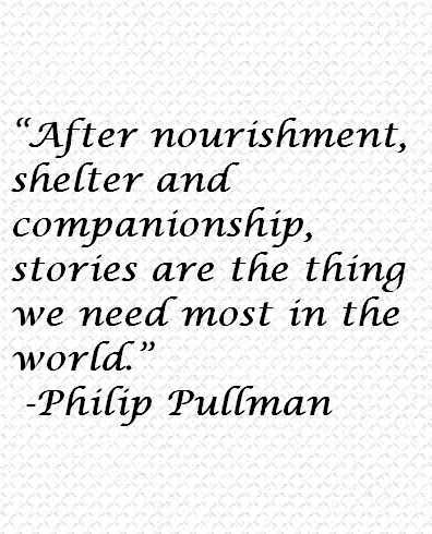 Post Navigation Published Inphilip Pullman Quote