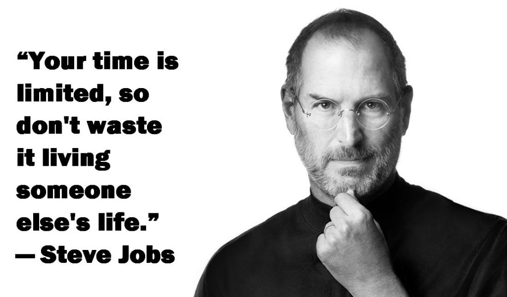 steve jobs quote about life awesome quotes about life