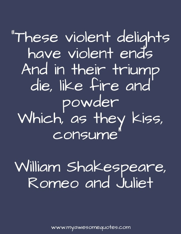 William Shakespeare Quote About Violence Awesome Quotes About Life Delectable Violence Quotes