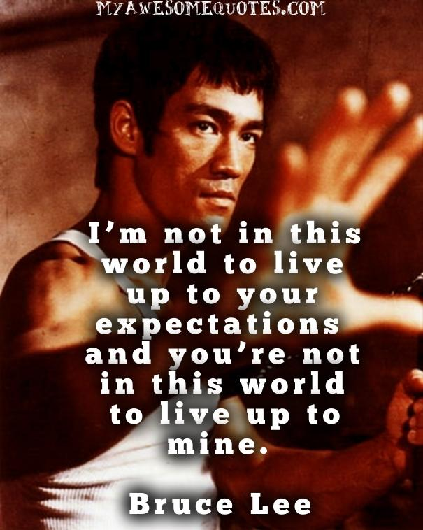 Post Navigation Published Inbruce Lee Quote